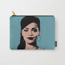 Rihanna Pop Art Carry-All Pouch