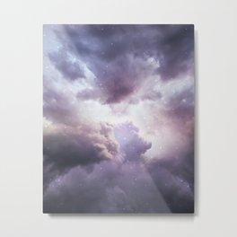 The Skies Are Painted II Metal Print