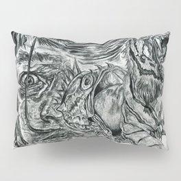 Salvador Dali Pillow Sham