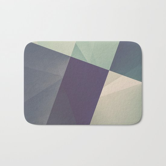 RAD XVII (color version) Bath Mat