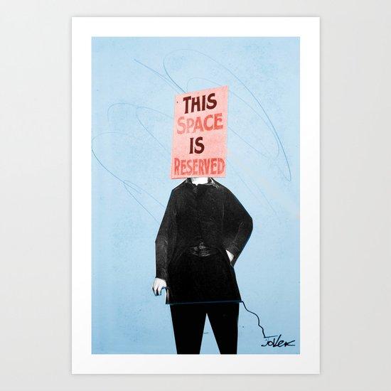 THE MYSTERIOUS Art Print