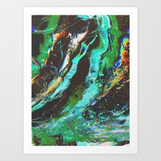 Amplify Art Print