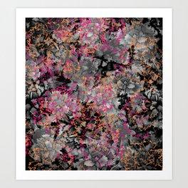 Claveles D Art Print