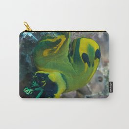Squishy nembrotha nudi hanging on for dear life Carry-All Pouch