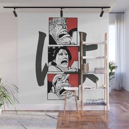 One Piece Ha Robin Usopp Franky Reaction Wall Mural