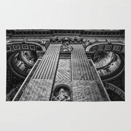 Saint Peter's Basilica - Vatican City - Rome I Rug