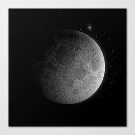 Moon3 Canvas Print