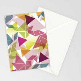 Tangram Stationery Cards