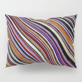 Wild Wavy Lines X Pillow Sham