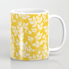 Leaves Pattern 11 Coffee Mug