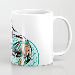 Moroccan Birds Coffee Mug