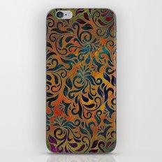 ANTIQUE PATTERN iPhone & iPod Skin