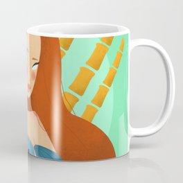Panda mom and her baby Coffee Mug
