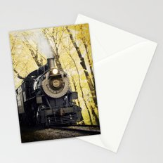 Autumn line Stationery Cards