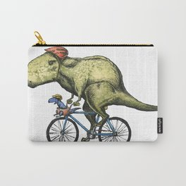 Dino Cycler Carry-All Pouch