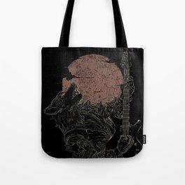 The Rock Werewolf Tote Bag