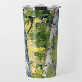 Aspens - Ready to Turn Yellow... Travel Mug