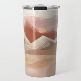 Martian Mountains | Earthy Travel Mug