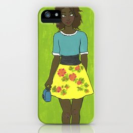 Spring Fashion  iPhone Case