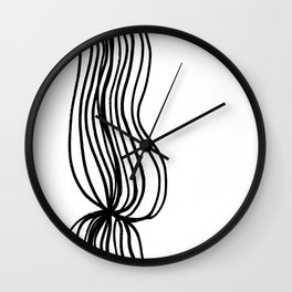 nsa Wall Clock