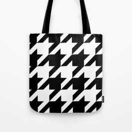Dogtooth Tote Bag