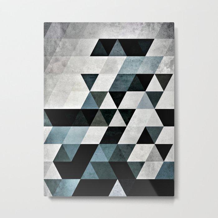 Pyly Pyrtryt Metal Print