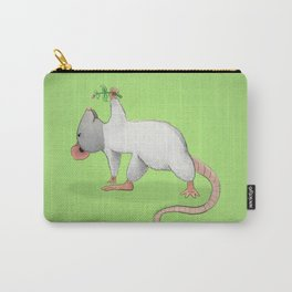 Yoga Rat, Day 4 Carry-All Pouch