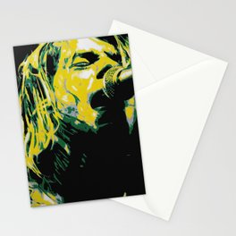 COBAIN UNPLUGGED Stationery Cards
