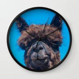 STRAW IS TRENDY Wall Clock