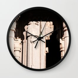 Entrance Bell  Wall Clock