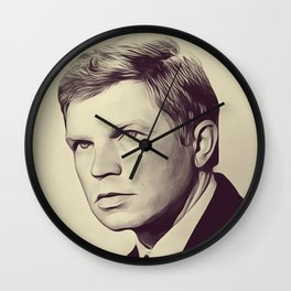 Hardy Kruger Wall Clock