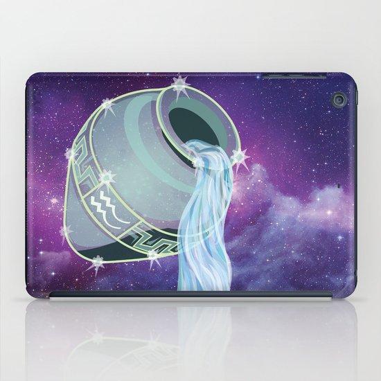 Aquarius iPad Case