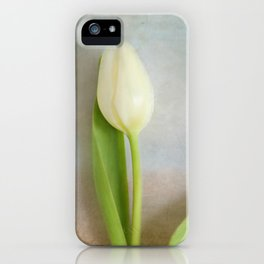 Tulips - JUSTART © iPhone Case