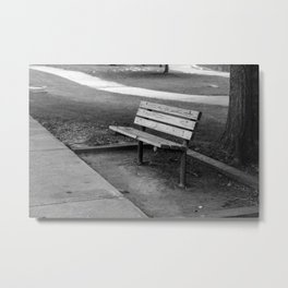 Lonely Days Metal Print