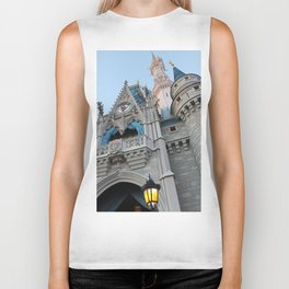 Princess Castle Biker Tank