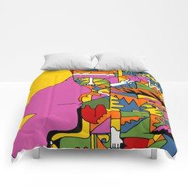 Study no. 8 Comforters