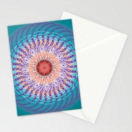 Calm Mandala - מנדלה רוגע Stationery Cards