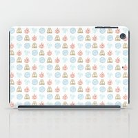 airbender iPad Cases featuring The Avatar Cycle by Glassy