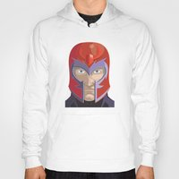 magneto Hoodies featuring Magneto by Jconner