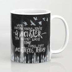 Six of Crows - Monster Mug
