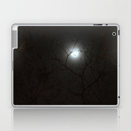 moon glow Laptop & iPad Skin