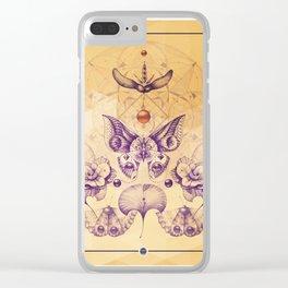 Origo     Clear iPhone Case