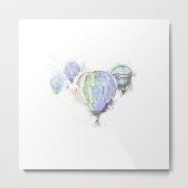 Hot Air Balloons #4 Metal Print