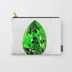 GEMS - green , expensive look , luxury and shine Carry-All Pouch