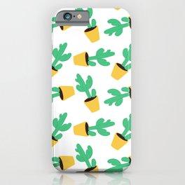 Cactus No. 3 iPhone Case