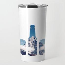 Mountain chug challenge Travel Mug