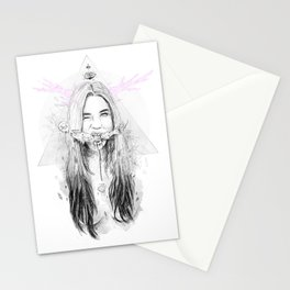 Fischkopf / Fish head Stationery Cards