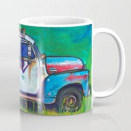 Big Whale (1950 Chevy Panel Truck) Coffee Mug