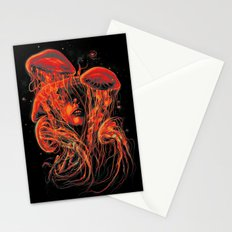 A Beautiful Delusion Stationery Cards