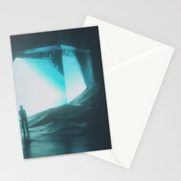 Tesseract Stationery Cards